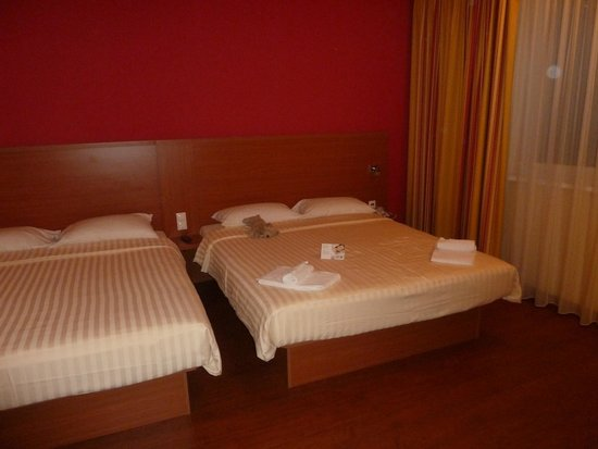 Star Inn Hotel Budapest Centrum, by Comfort: Double Room