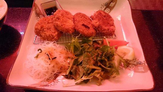 Matsuri: Pork cutlet dish
