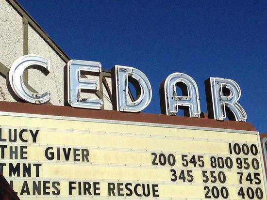 Historic Cedar Theatre