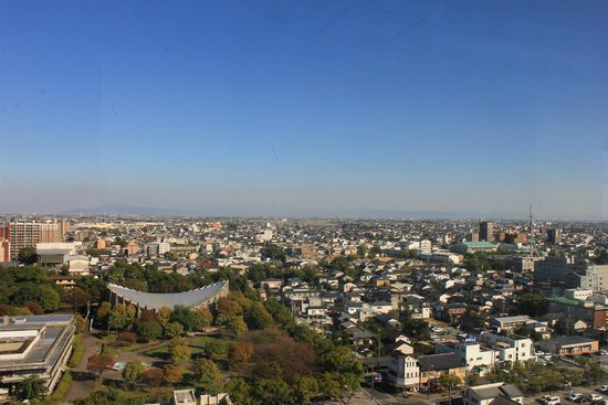 Sage Prefectural Government Observation Deck