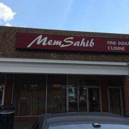 Memsahib Indian Restaurant Rockville