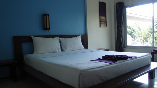 Sabai @ Kan Resort: Upstairs bedroom