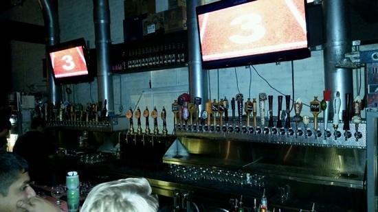 Churchkey: beers on tap