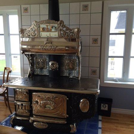 Le Royal Champetre: La cocina