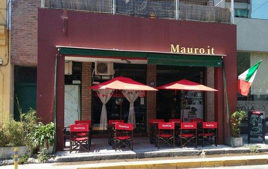 Photo of Italian Restaurant Mauro.it Ristorantino Italiano at 11 De Septiembre, Buenos Aires 2465, Argentina