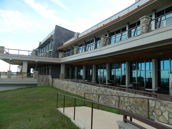 Lake Guntersville State Park Lodge View Of Part The