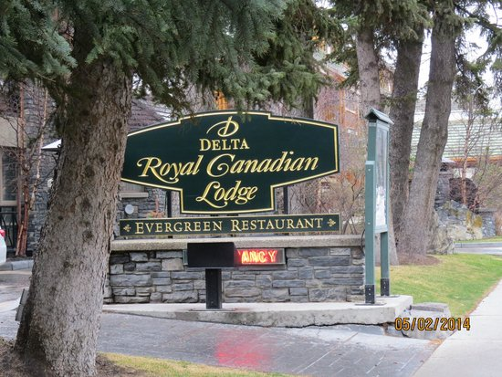 Delta Banff Royal Canadian Lodge: .
