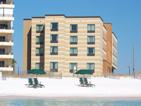Fairfield Inn Suites Fort Walton Beach West Destin Hotel Beachfront