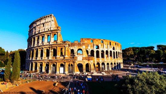 Tour in Rome: Colosseum