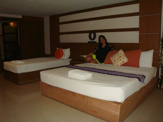 Baywatch Boutique Hotel Ao Nang: in my room
