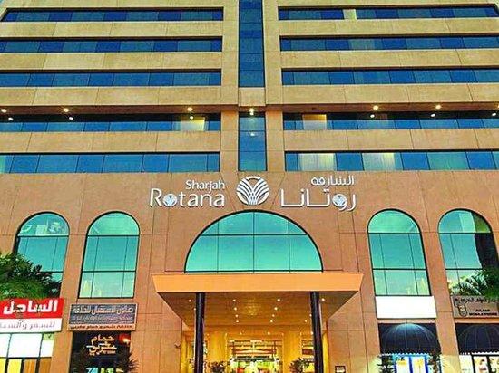 Swiss-Belhotel Sharjah : Sharjah Rotana  |  Al Arouba Street, Sharjah, United Arab Emirates