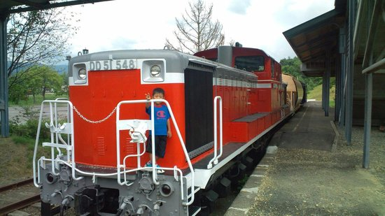 Mikasa Railroad village