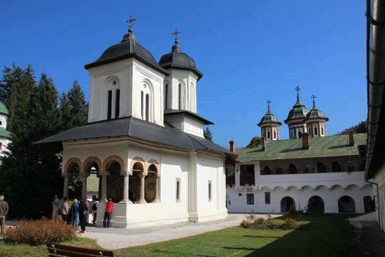 Sinaia Monastery: Alte Kirche