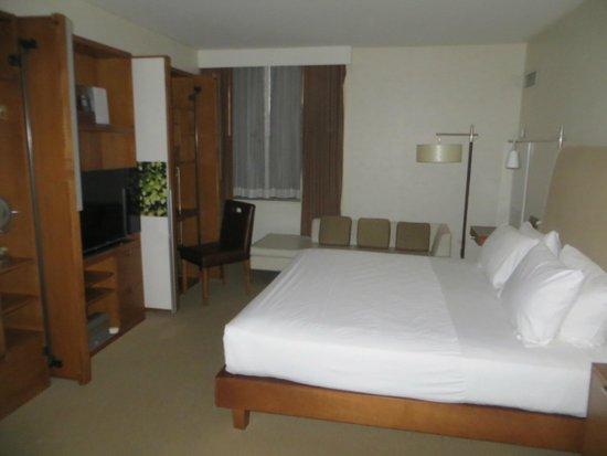 the wyndham midtown 45 foto van wyndham midtown 45 new. Black Bedroom Furniture Sets. Home Design Ideas