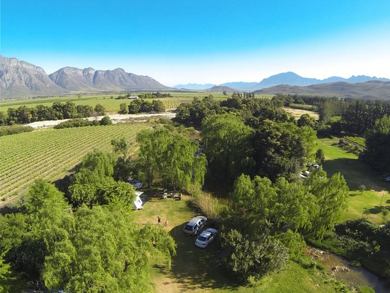 Slanghoek Mountain Resort Camping & Caravaning