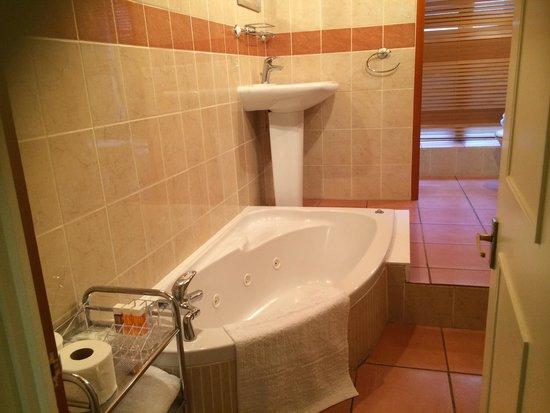 Brighton Surf: Bathroom in Luxury Suite