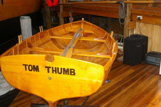 George Town, Australia: The Tom Thumb
