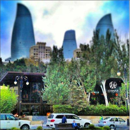 Photo of Chinese Restaurant Chinar at Shovket, Alekperova Street No.1, Baku AZ1095, Azerbaijan
