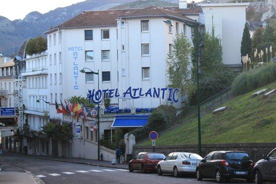 Hotel Atlantic: Arrivo