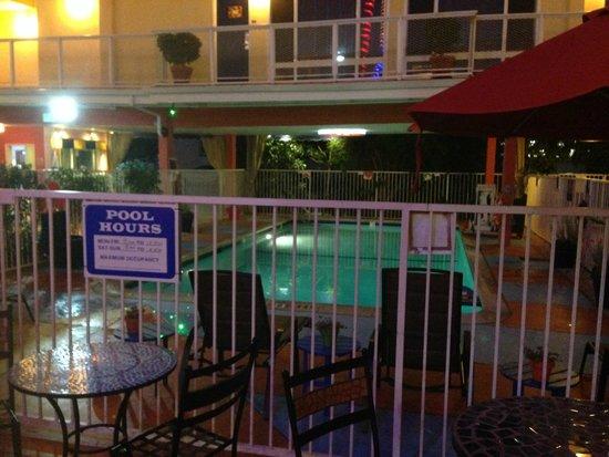 Hotel Del Sol, a Joie de Vivre hotel: Piscine chauffée