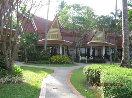 Santhiya Tree Koh Chang Resort : Where you live