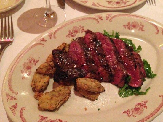 Rose's Cafe: Viande du jour