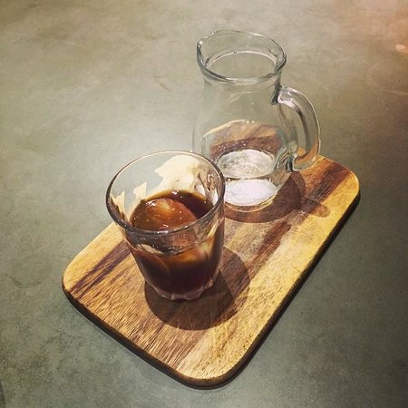 Pink Lane Coffee: Cold Drip Caffeine Goodness