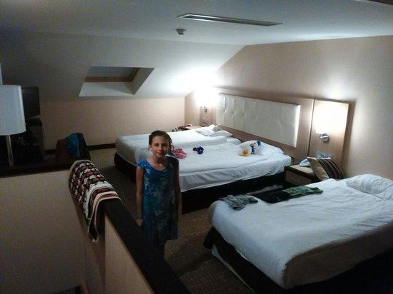 Duplex slaapkamer picture of long beach resort hotel spa alanya tripadvisor - Spa kamer ...
