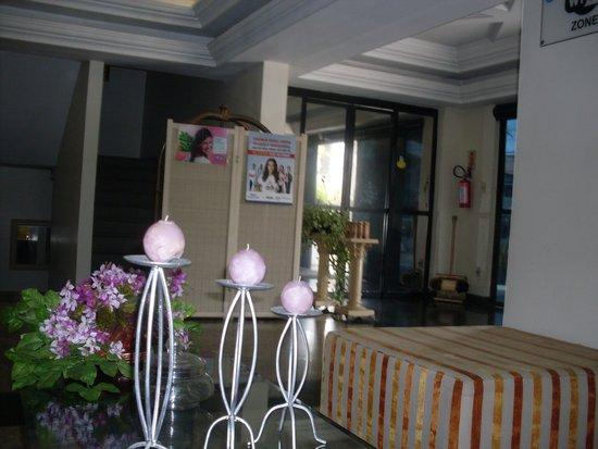 Hotel Praia da Sereia: recepção do hotel