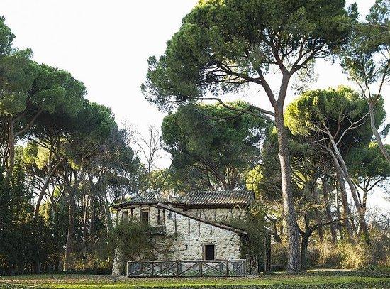 Bonitos jardines fotograf a de parque de el capricho for Jardin historico el capricho paseo alameda de osuna 25