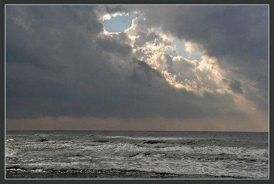 Dado Beach : Зимний Дадо