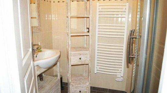 La Citadine: Salle de bain