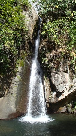 Mount Kanlaon's Seven Falls