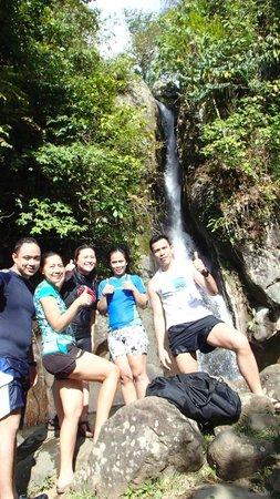 Negros Occidental, Filipiny: 7th Falls