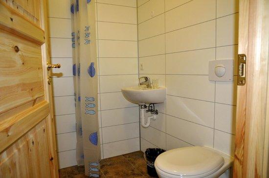 Grabrok Hredavatnsskali : All rooms have private facilities