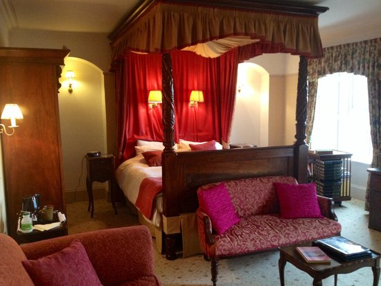 Lynnfield Hotel: Tjaldr