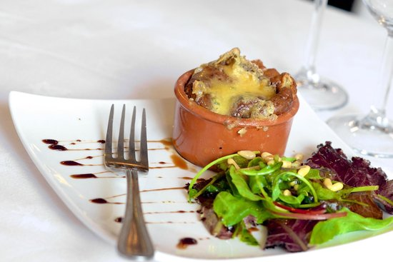 Brook Restaurant: Where to eat in Norwich