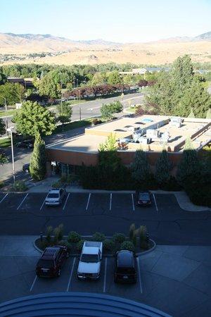 Holiday Inn Express Boise University Area : Aussicht