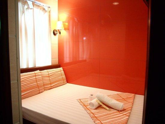 Ashoka Guest House: Standard private twin room