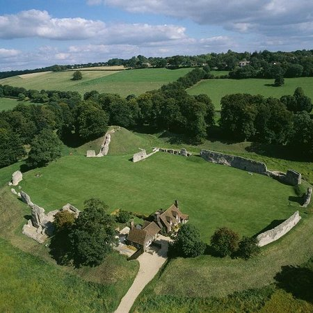 berkhamsted castle, hertfordshire