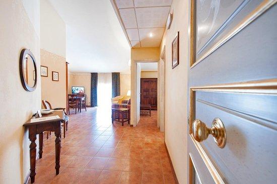 Hotel Residence San Gregorio: Soggiorno