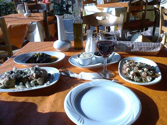 Belvedere Resturant: En av mina många smårättsmiddagar
