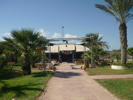 Djerba Golf Resort & Spa : discotheque