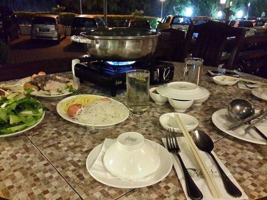 Hotel De La Ferns Dinner Steamboat