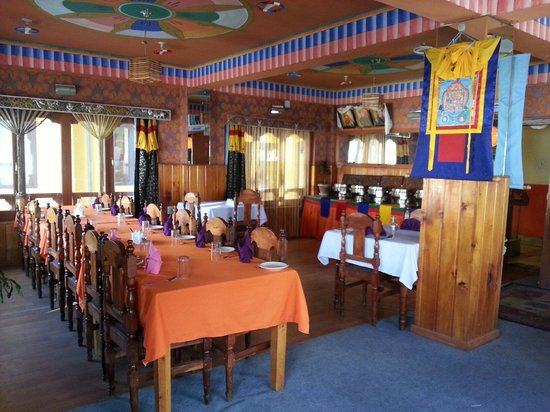 Top 10 restaurants in Paro, Bhutan