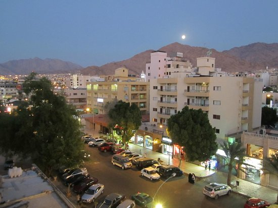 Days Hotel Aqaba: View from the room
