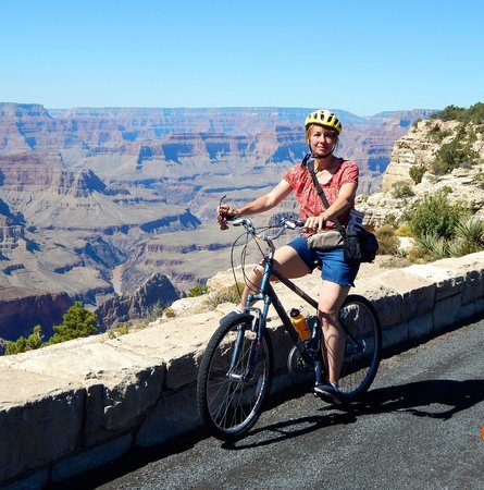 Bright Angel Bike Rentals and Tours: Wow!