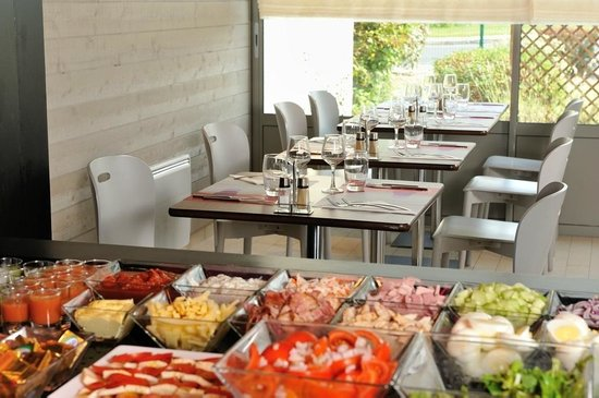 Campanile Bordeaux Sud Pessac : Restaurant