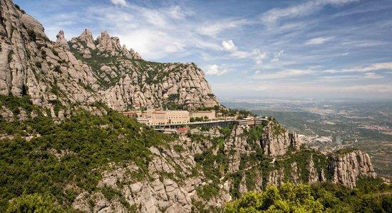 Montaña de Montserrat (Baix Llobregat y Bages, Catalunya)