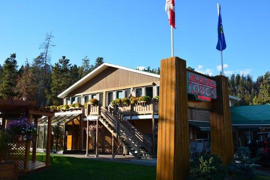 Bear Hill Lodge: Hotel main lodge